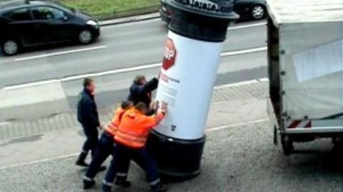 Verwaltungsgericht verurteilt Hetzkampagne der Stadt Berlin