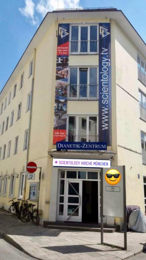 45 Jahre Scientology in Bayern